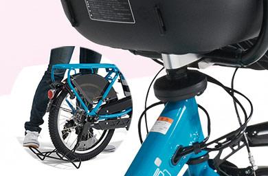 2020 PAS Babby un(パス バビーアン)「PA20BXL」20インチ 電動自転車