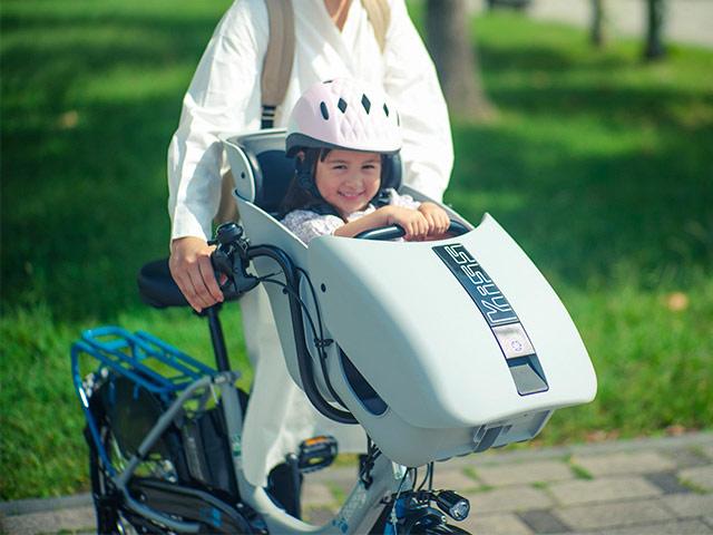 2020 PAS Kiss mini un(パス キッス ミニ アン)「PA20KXL」20インチ 3人乗り対応 電動自転車