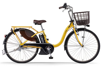 2021 PAS With(パス ウィズ)「PA24W」24インチ 電動自転車