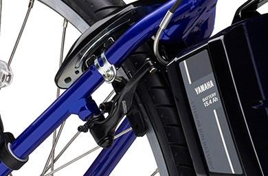 2021 PAS Brace(パス ブレイス)「PA26B」26インチ 8段変速 電動自転車