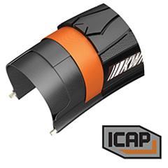 K1029 KWICK ROLLER SPORT 26x1.25 L3R IRONCAP アラミドビード