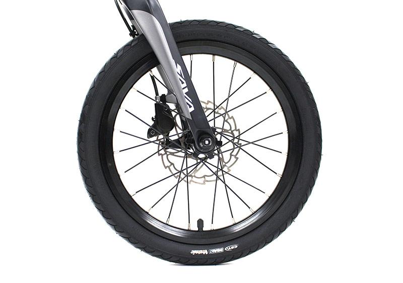 SAVANE(サヴァーン)Carbon FDB169 SORA 16インチ カーボンフレーム 折りたたみ自転車