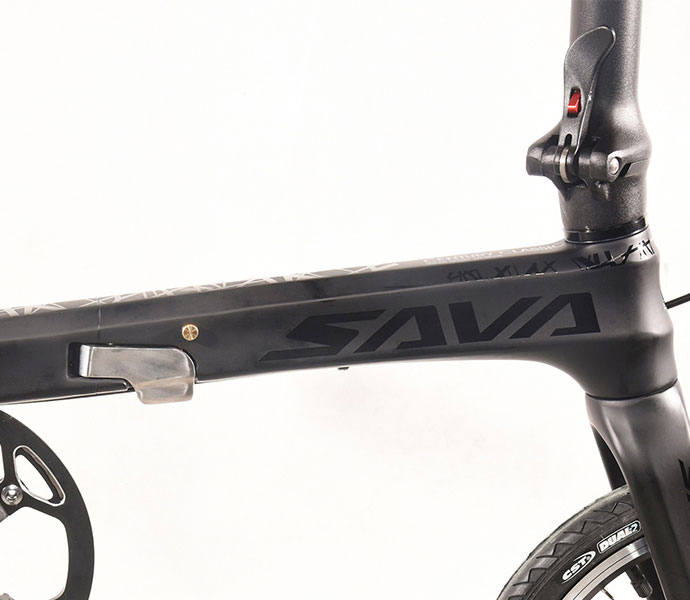 SAVANE(サヴァーン)Carbon FDB140 14インチ カーボンフレーム 折りたたみ自転車