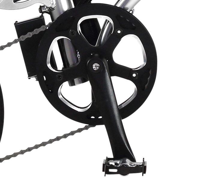 TRANS MOBILLY E-BIKE NEXT163 16インチ 電動自転車 折りたたみ自転車