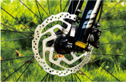 2021 RIDGE-RUNNER 6180(リッジランナー6180)「VRG61380」27.5インチ(650B)10段変速 フレーム:380mm 電動自転車 マウンテンバイク