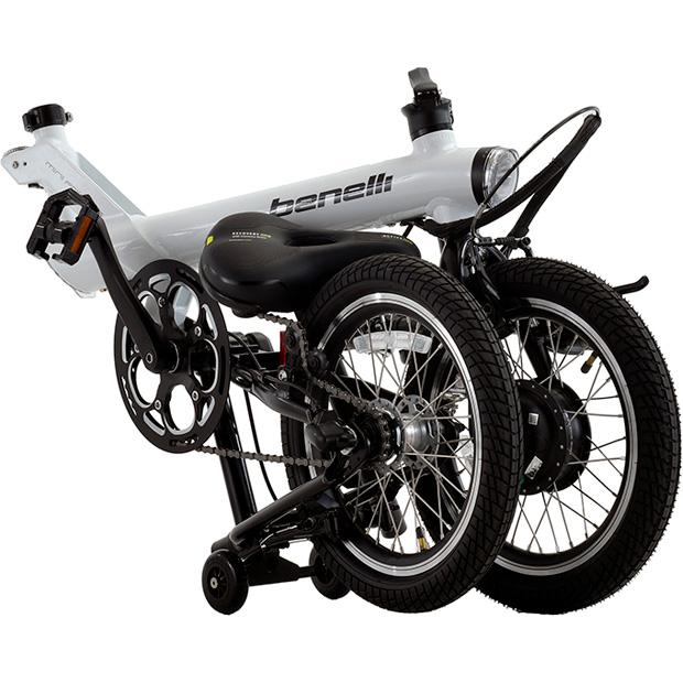 mini Fold 16 (ミニフォールド16) 16インチ 電動自転車 折りたたみ自転車