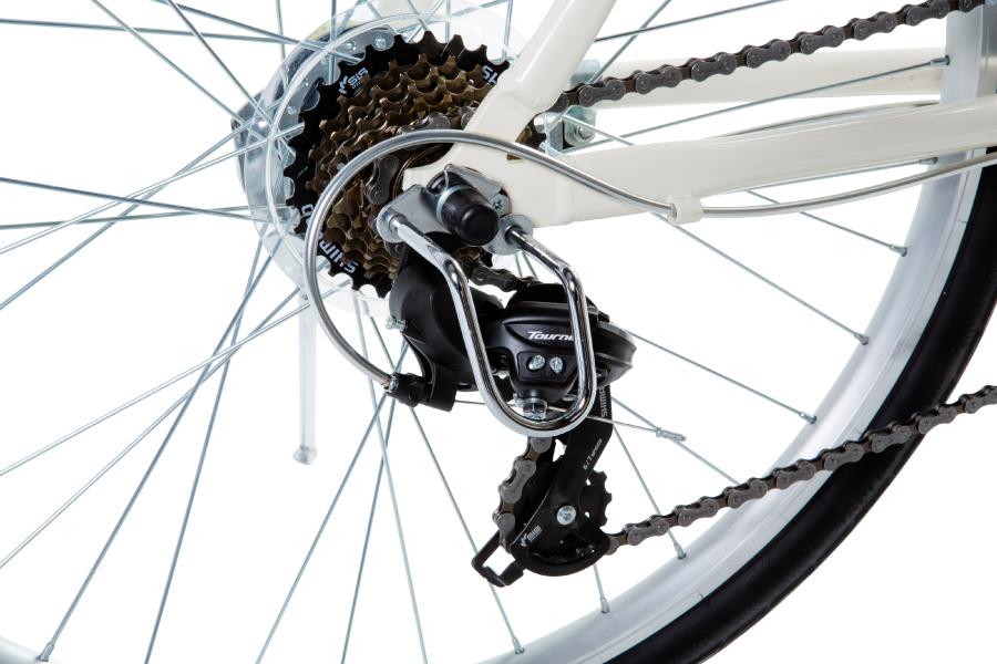 Cream CS(クリーム シーエス)HD-L 26インチ オートライト クロスバイク 自転車【CB2004】