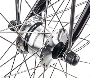 2017 ギュットミニEX「BE-ELM03」20インチ 3人乗り対応 電動自転車