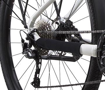 2018 XU1「BE-EXU44」700C 外装9段変速 電動自転車 クロスバイク