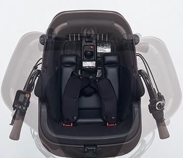 2018 ギュット ミニDX 「BE-ELMD034」 20インチ 3人乗り対応