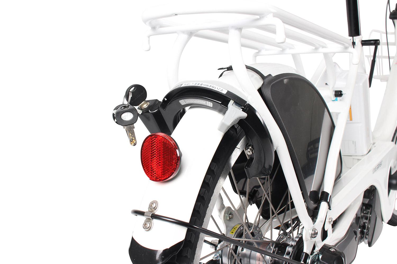 ASCENT deluxe(アセント デラックス)20インチ電動 自転車【19SG】