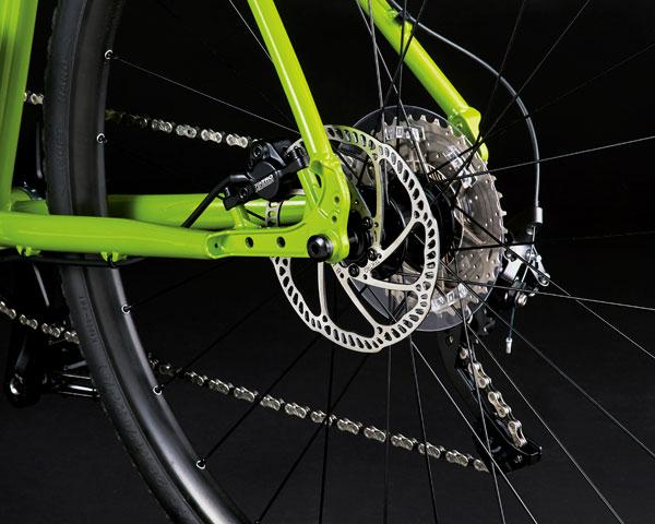 SETTER ADVANCED(セッターアドバンスド)スチールフレーム クロスバイク 自転車