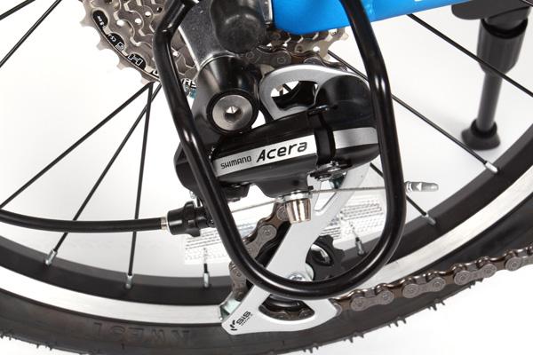 アルブレイズ -F 20インチ アルミフレーム 折りたたみ自転車