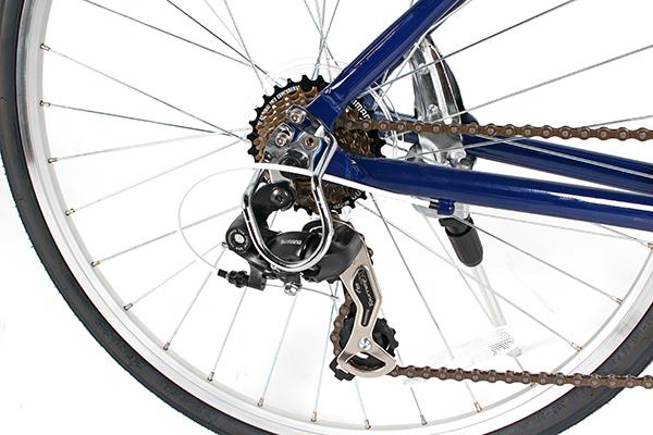 WEEKEND BIKES(ウィークエンド バイクス)-G 26インチ クロスバイク 自転車