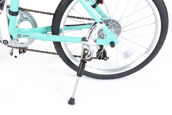 WEEKEND BIKES(ウィークエンド バイクス)20-G 20インチ ミニベロ 自転車