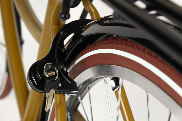 サブクルーBAA-L 27インチ 外装6段変速 オートライト シティサイクル 自転車