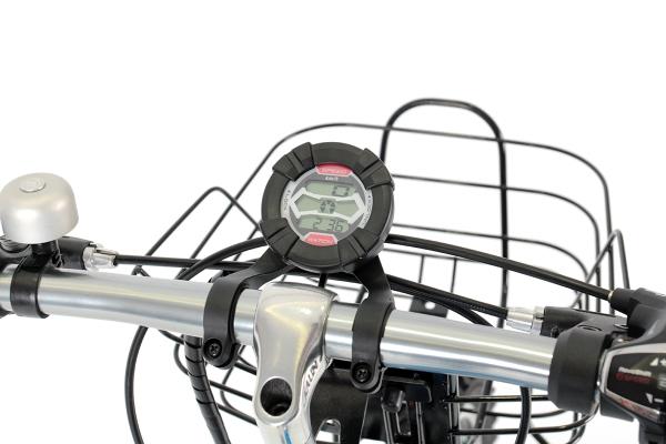 ドライド S3 246HD-J 24インチ 6段変速 オートライト 子供用腕時計にもなるスピードメーター付 自転車