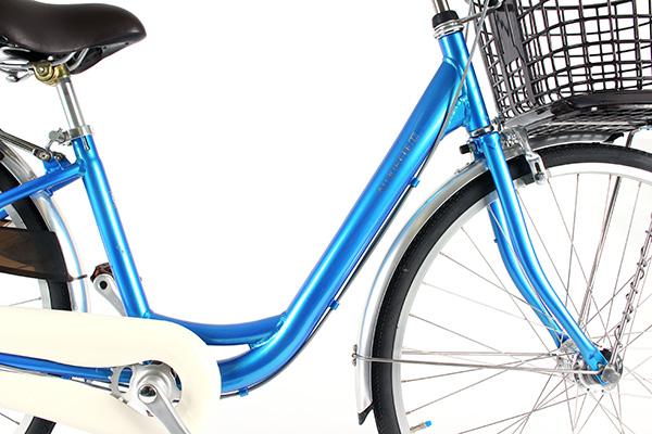 アルエットU 240-I 24インチ 変速なし ダイナモライト シティサイクル 自転車