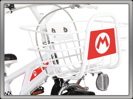 マリオカート-H 16インチ 子供用 あさひコラボレーションモデル 自転車