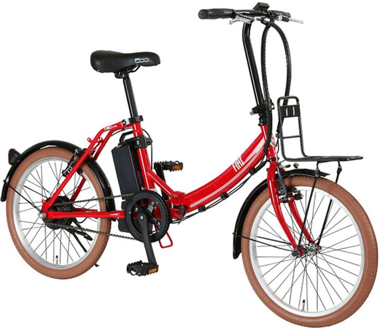 FIAT E-BIKE 20インチ 電動自転車 折りたたみ自転車