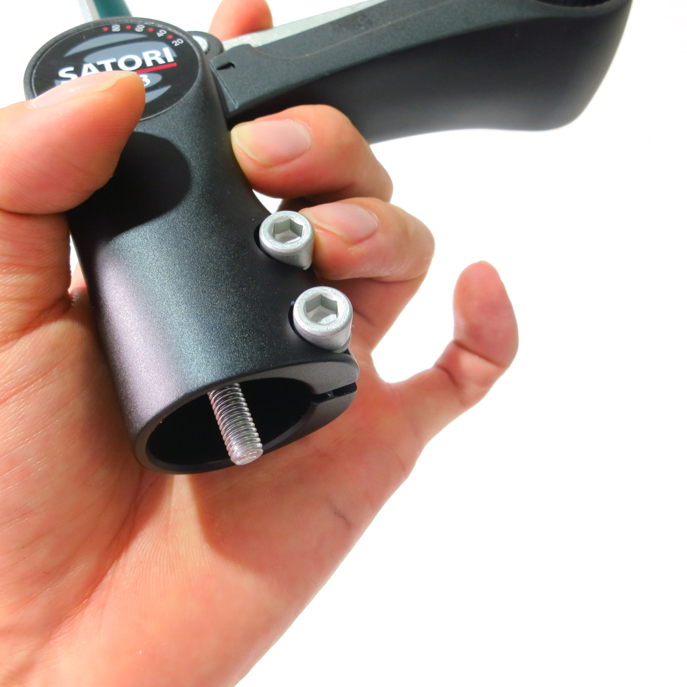 EZ3 AHS アジャスタブルアヘッドステム 1-1/8インチ バークランプ径:31.8mm