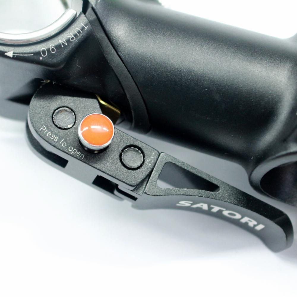 ET2 AHS 1-1/8インチ(オーバーサイズ)長さ:90mm ハンドル回転機能付きステム