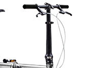 PLATINUM LIGHT6(プラチナムライト6)14インチ 折りたたみ自転車