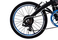 LIGHT10 AL-FDB207(ライト10AL-FDB207)20インチ 折りたたみ自転車