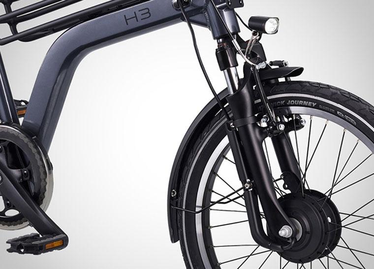 VOTANI H3(ヴォターニH3)20インチ 電動自転車