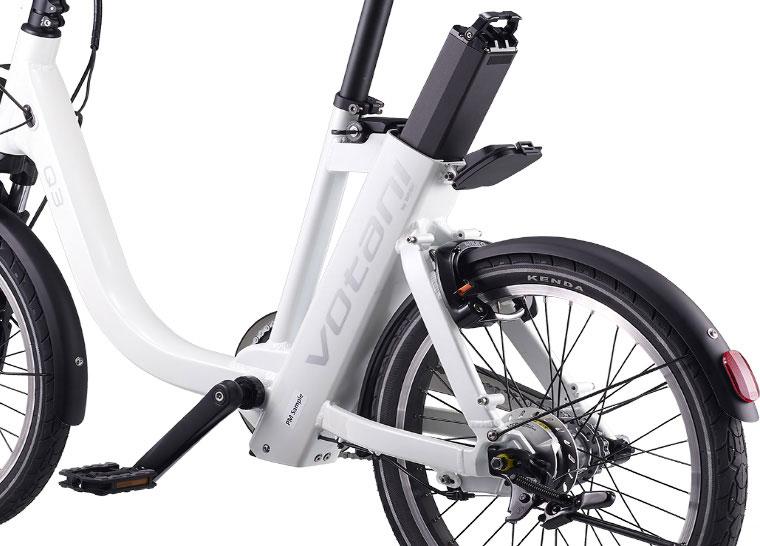 VOTANI Q3(ヴォターニQ3)20インチ 電動自転車