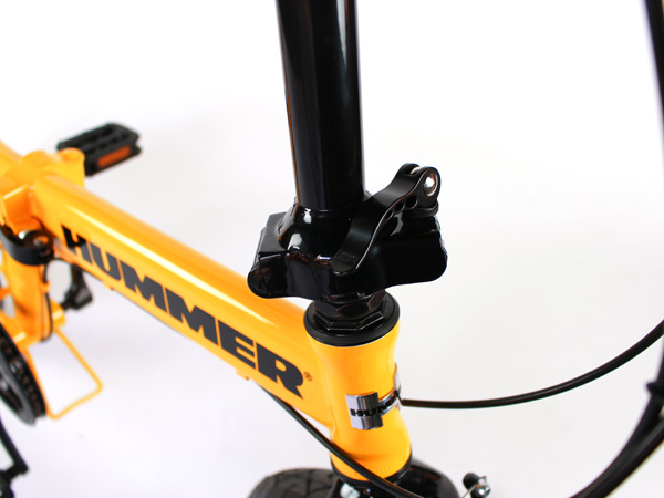 FDB206FAT-BIKE 20インチ 折りたたみ自転車