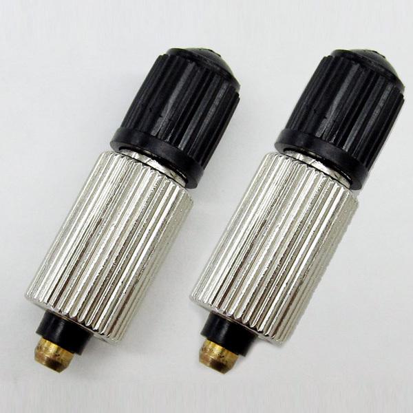 パナレーサー[PANARACER] ACA-2 エアチェックアダプター 2個セット 英式チューブを米式口金に変換するアダプター タイヤ/チューブ/小物