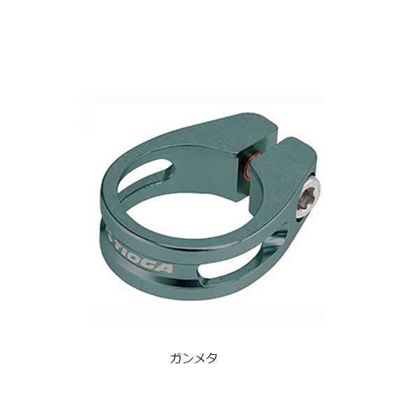 タイオガ[TIOGA] CNC Seat Clamp(CNCシートクランプ) サドル/シートポスト