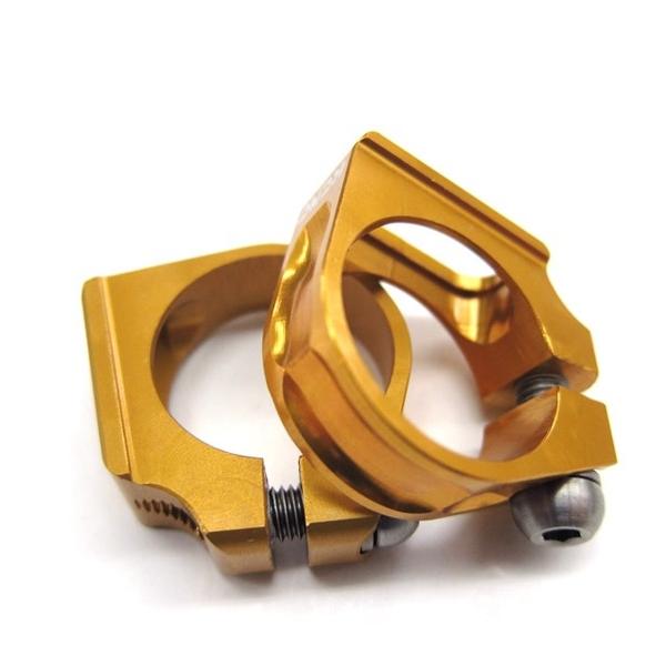 KCNC[KCNC] SHIFTER-CLAMP シマノI-specシフトレバー用クランプ 2個セット ブレーキレバー/シフトレバー