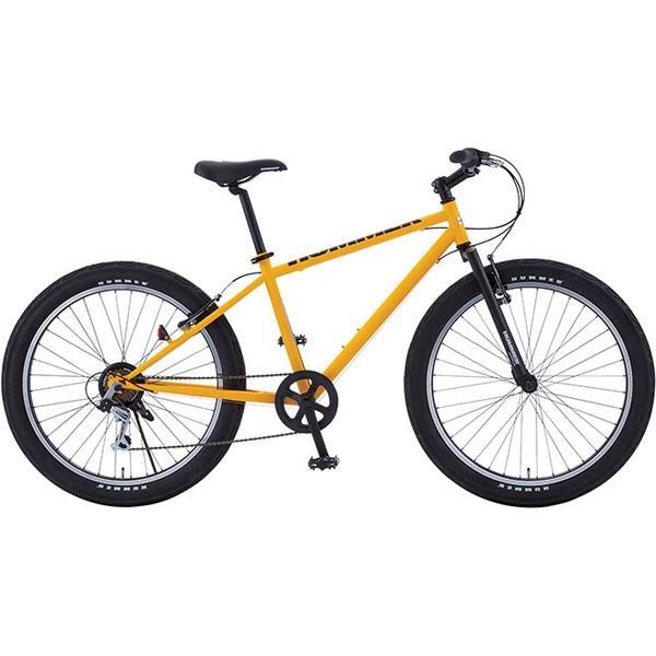 ハマー[HUMMER] TANK(タンク)3.0 26インチ マウンテンバイク 自転車【CAR2101】 マウンテンバイク