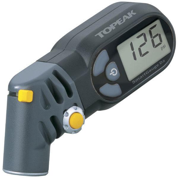 トピーク[TOPEAK] スマートゲージD2 デジタル空気圧計[TSG-02] 空気入れ