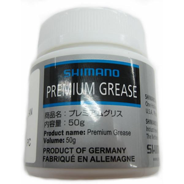 シマノ[SHIMANO] プレミアムグリース 50g(旧デュラエースグリス) 工具/ケミカル