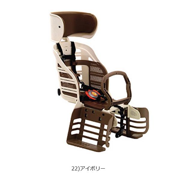 オージーケー[OGK] 【後用 子供乗せ】ヘッドレスト付後子供乗せシート OGK RBC-007DX3 ヤマハ対応 CSSL1702 チャイルドシート