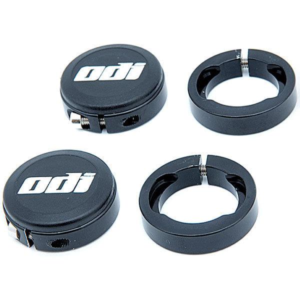 ODI[ODI] ロックジョーズグリップクランプ スナップキャップ付き エンドキャップ バーテープ/グリップ