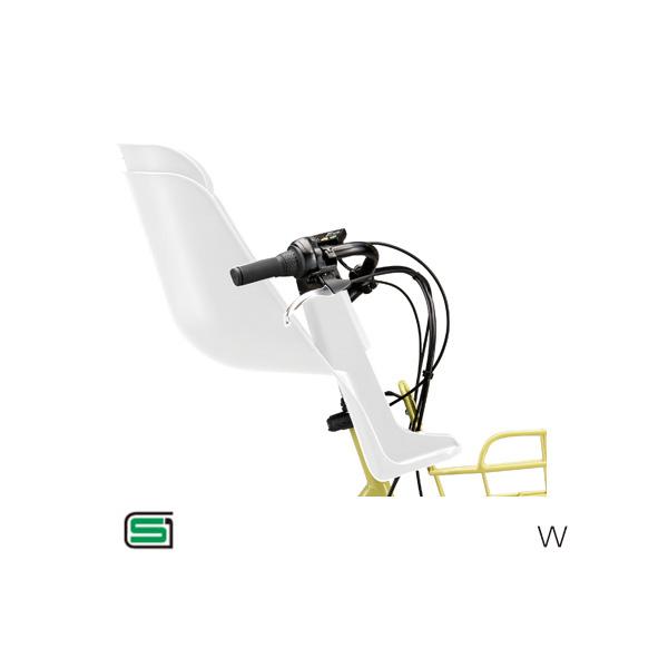 ブリヂストン[BRIDGESTONE] 【前用 子供乗せ】フロントチャイルドシート FCS-BIK3 チャイルドシート
