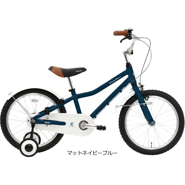 コーダーブルーム[khodaa bloom] 2021 asson K18-C(アッソンK18-C)18インチ 子供用 自転車 幼児車