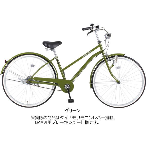 イノベーションファクトリー CITY BAA-J 26 [グリーン]