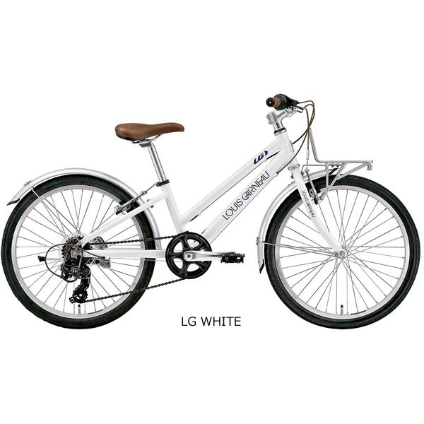 ルイガノ[louisgarneau] J22 plus(J22 プラス)22インチ 6段変速 子供用 自転車 ジュニアスポーツ車