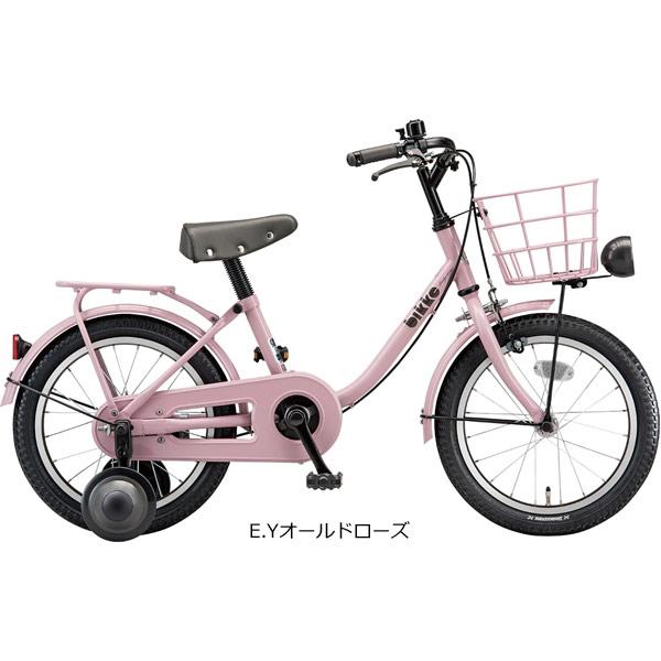 ブリヂストン[BRIDGESTONE] 2020 bikke m(ビッケ m)「BKM16」16インチ 子供用 自転車 幼児車