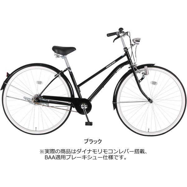 イノベーションファクトリー CITY BAA-J 26 [ブラック]