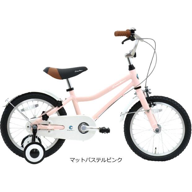 コーダーブルーム[khodaa bloom] 2021 asson K16-C(アッソンK16-C)16インチ 子供用 自転車 幼児車