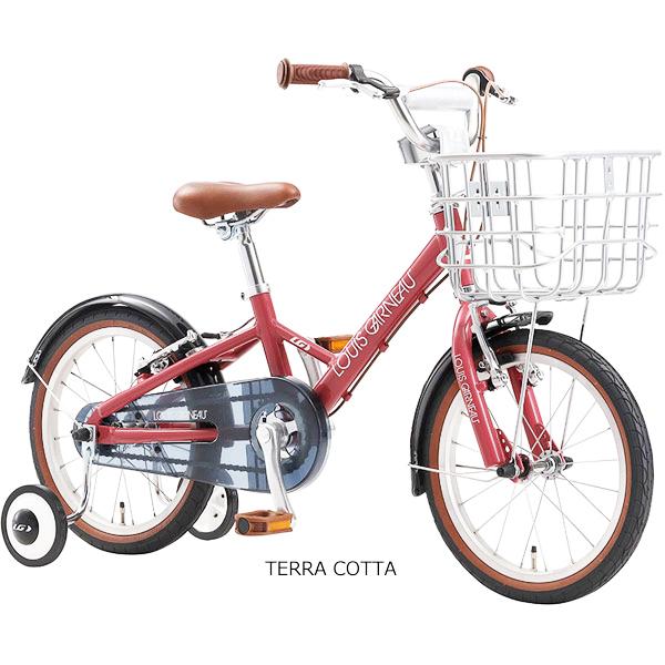 ルイガノ[louisgarneau] K16 plus(K16 プラス)16インチ 子供用自転車 幼児車