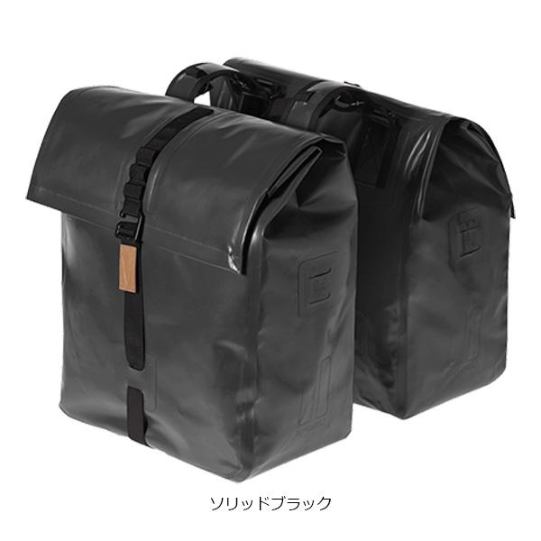 バジル[BASIL] アーバン ドライ ダブルバッグ (URBAN DRY DOUBLE BAG) ダブルサイドバッグ 容量:50L バッグ類