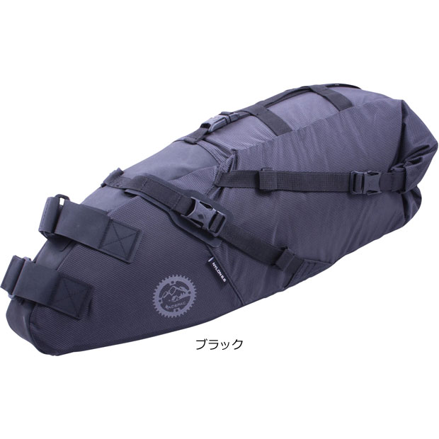 エースパック[ACEPAC] SADDLE BAG(サドルバッグ)容量:16L バッグ類