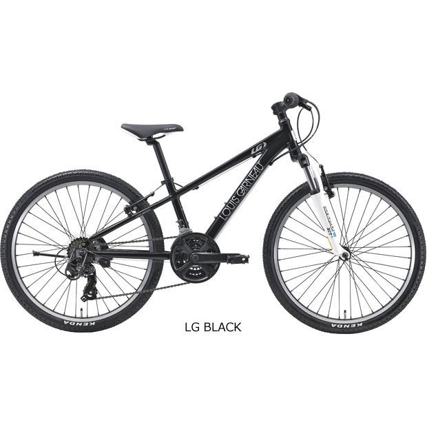 ルイガノ[louisgarneau] J24 24インチ 21段変速 子供用 自転車 ジュニアスポーツ車
